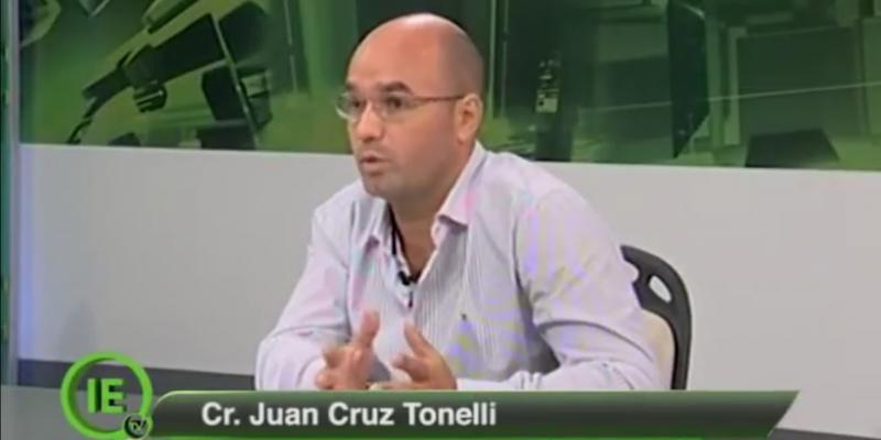 Entrevista al Cr. Juan Cruz Tonelli en Impacto Económico