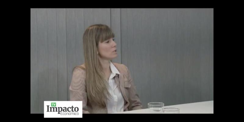 Entrevista en programa Impacto Económico